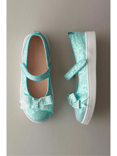 Girls Sparkle Sneaker Mary Janes