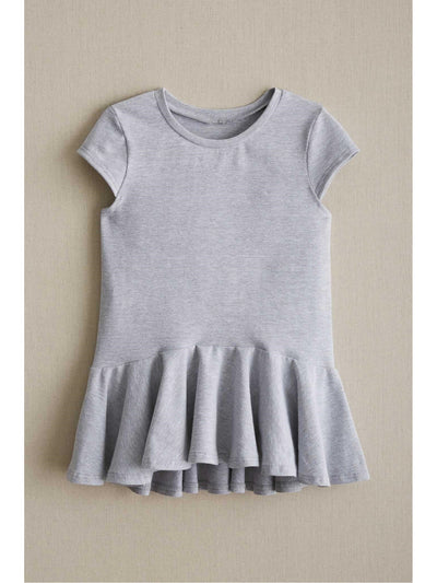 Girls Spring Ruffle Top