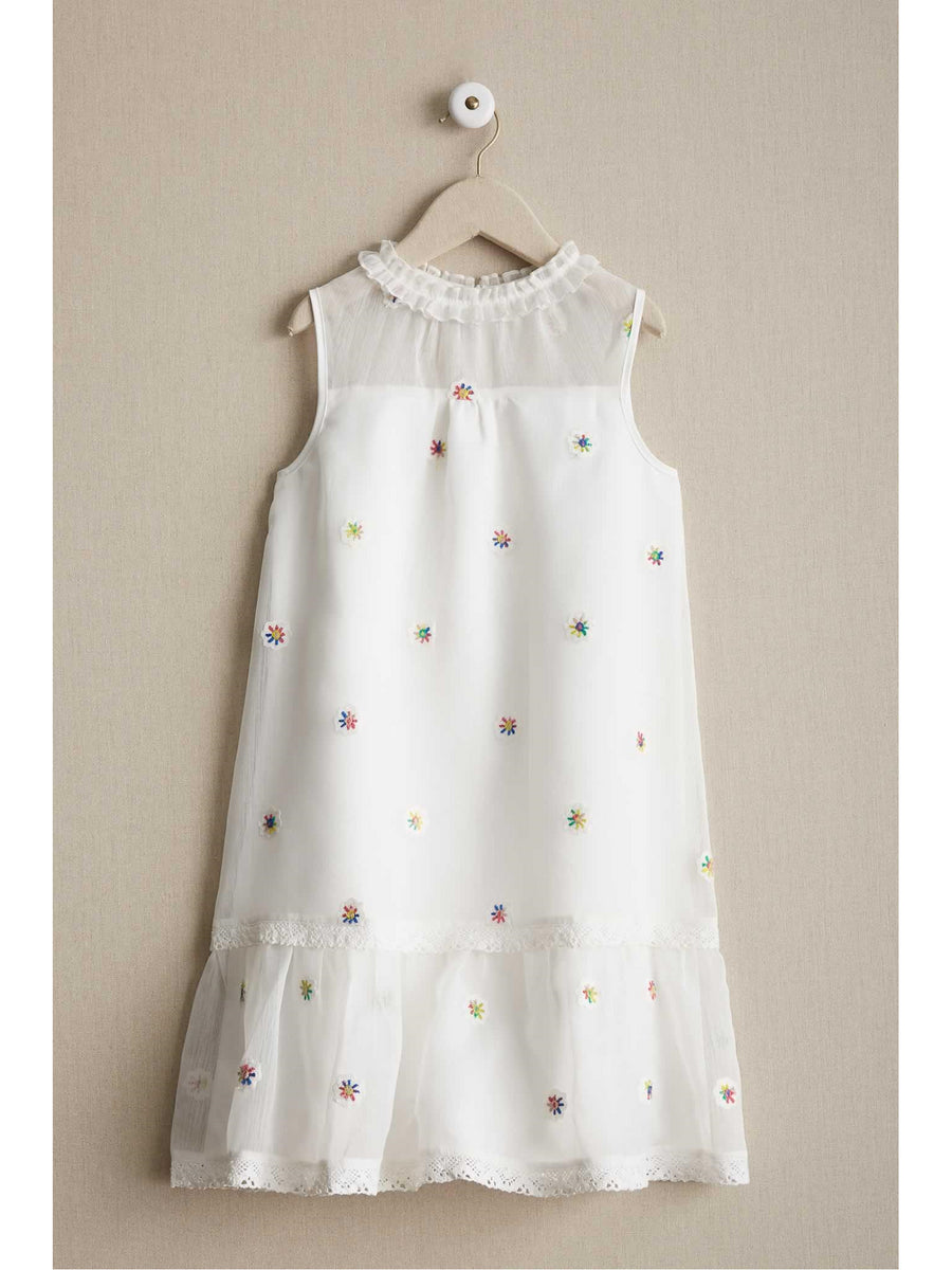 Girls Spring Swing Dress