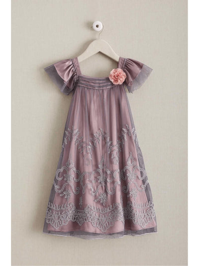 Girls Sugar Plum Dress
