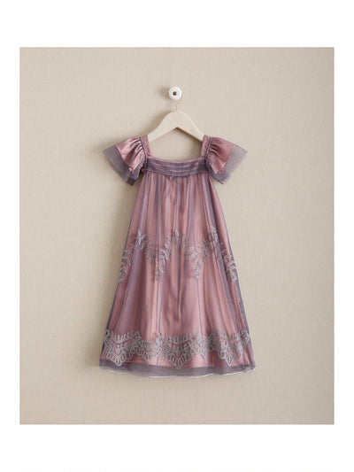 Girls Sugar Plum Dress  pin alt1