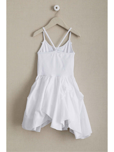 Girls Swan Dancer Dress  whi alt1