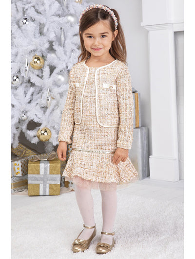Girls Sweet Sophisticate Jacket & Dress
