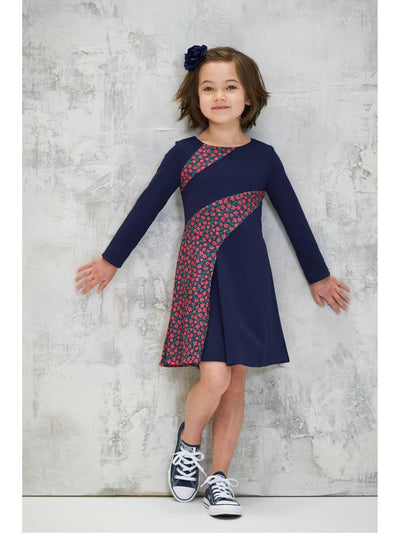 Girls Swirly Twirly Dress