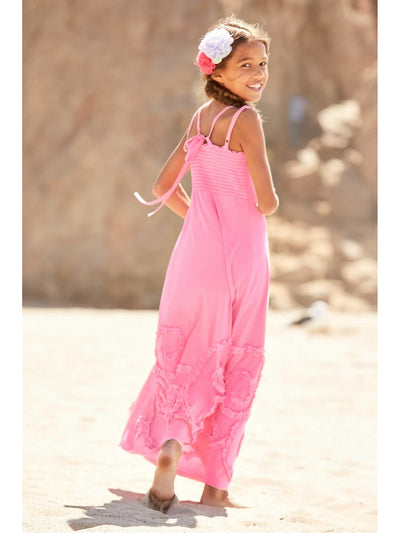 Girls Swirly Twirly Maxi Dress  lbl alt3