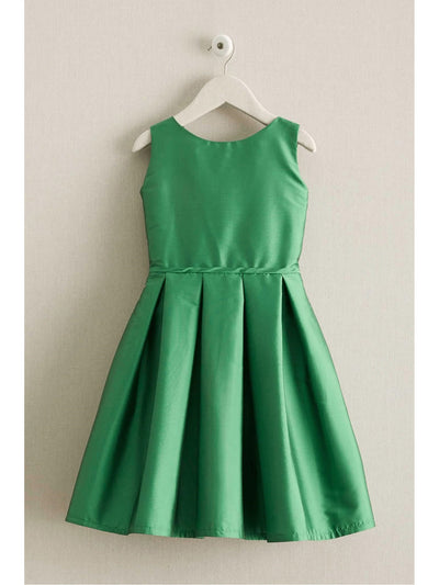 Girls Taffeta Party Dress