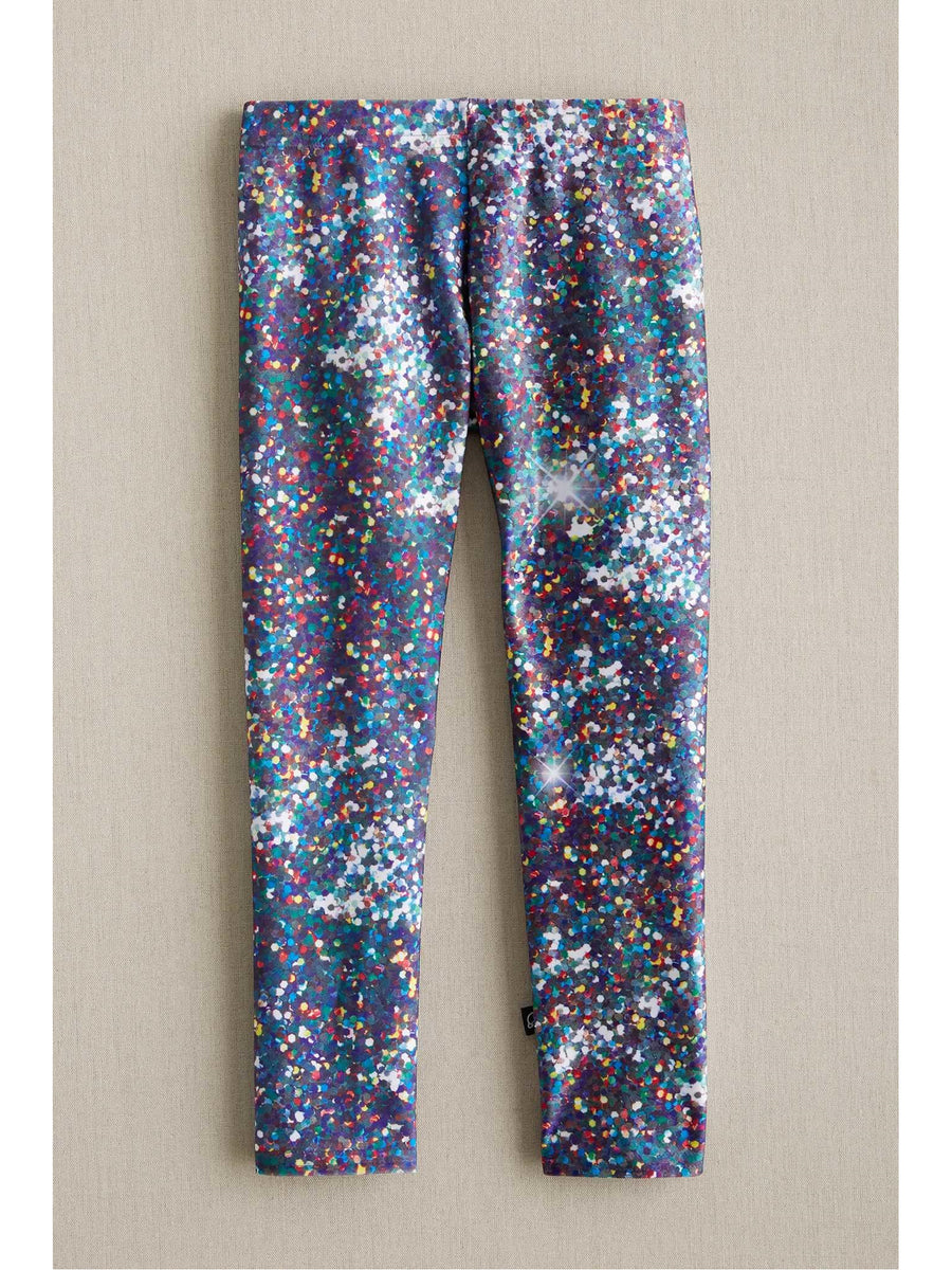 Girls Terez Night Sparkle Leggings