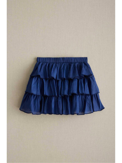 Girls Three Ruffle Skirt  nav 1