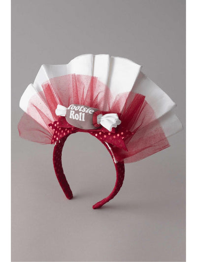 Girls Tootsie Roll® Headpiece