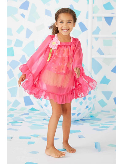Girls Tropical Princess Cover-Up  hpi alt1