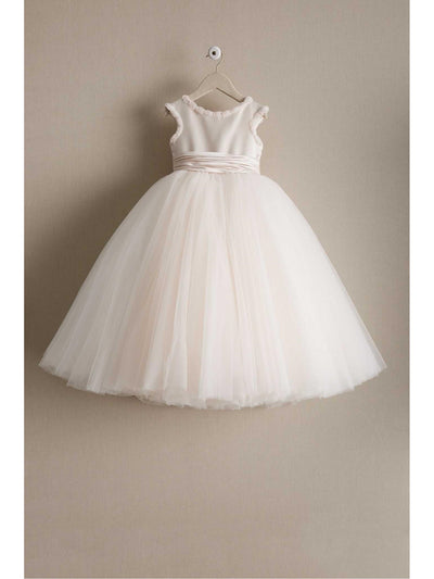 Girls Tulle Princess Dress