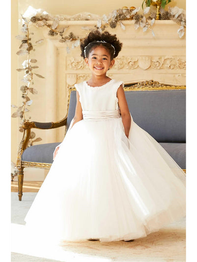 Girls Tulle Princess Dress  lpi alt1