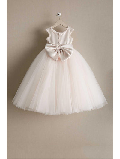 Girls Tulle Princess Dress  lpi alt2