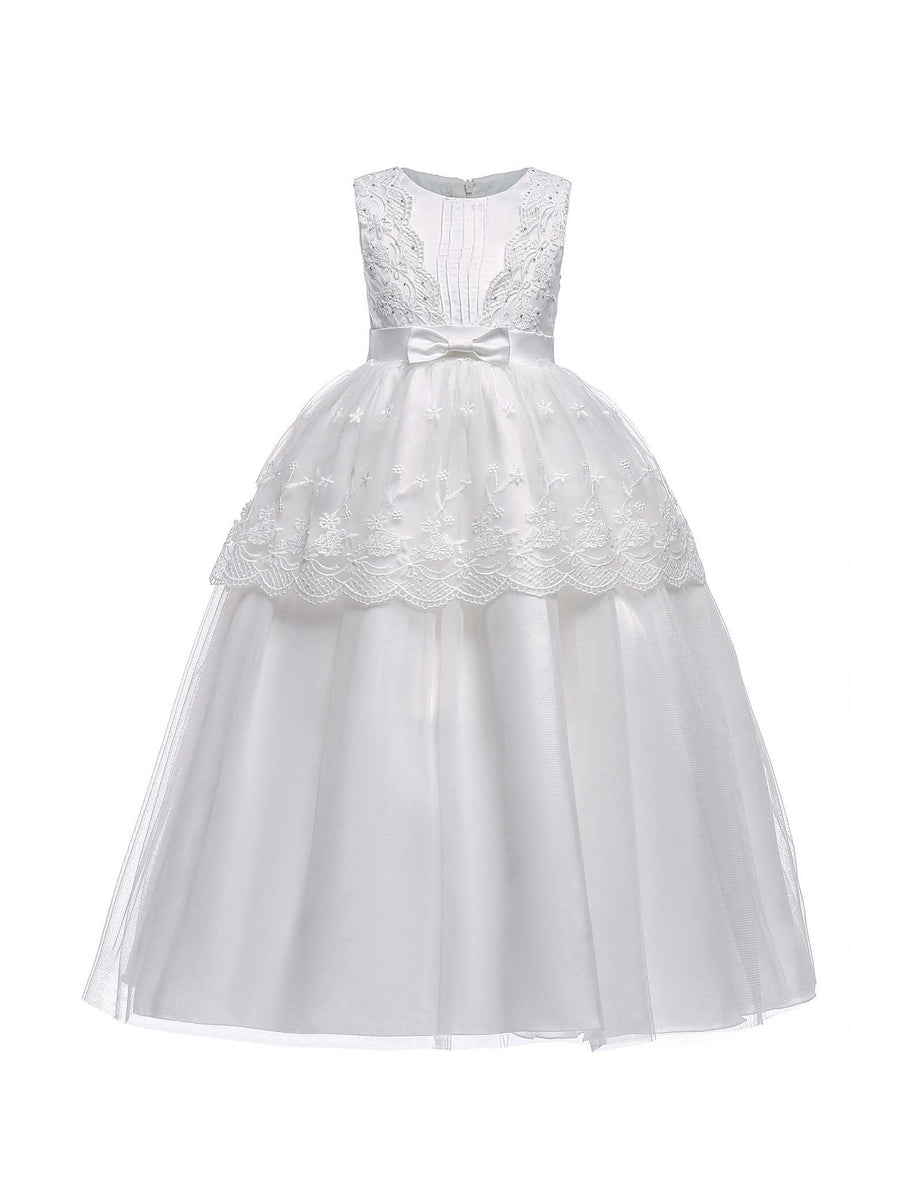 Girls Tuxedo Dress