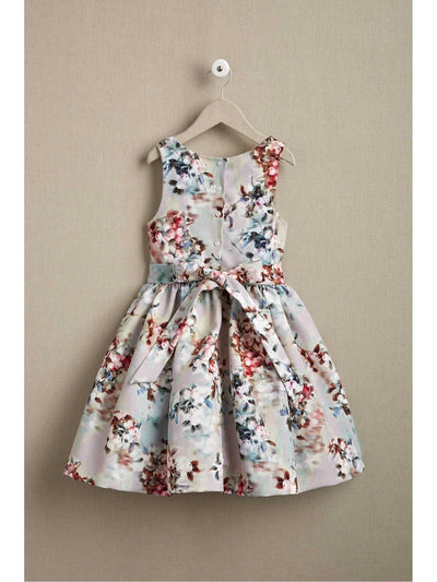 Girls Twilight Floral Dress  lpi alt2