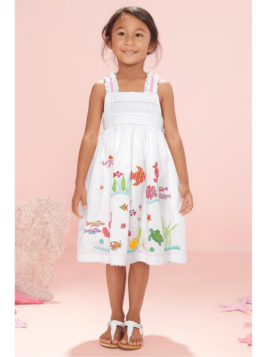 Girls Under The Sea Dress