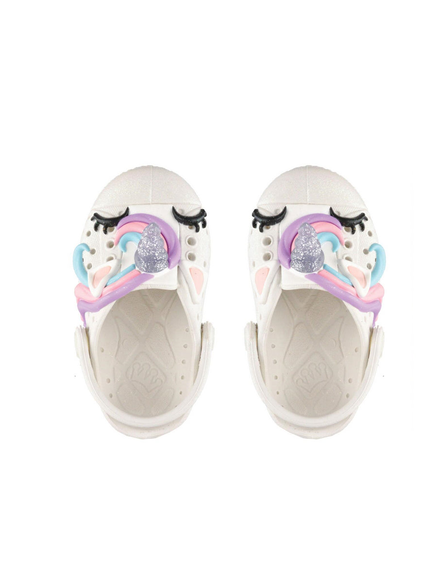 Girls Unicorn Sandals