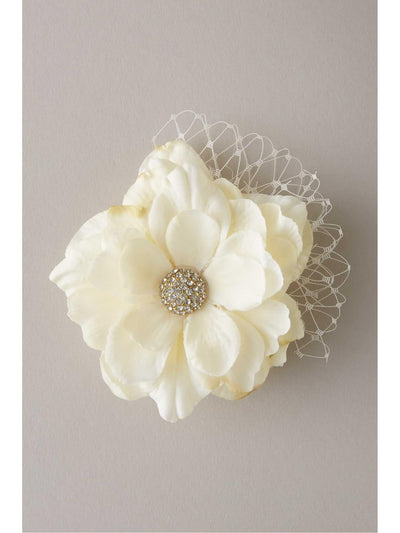 Girls Vintage Flower Hairclip
