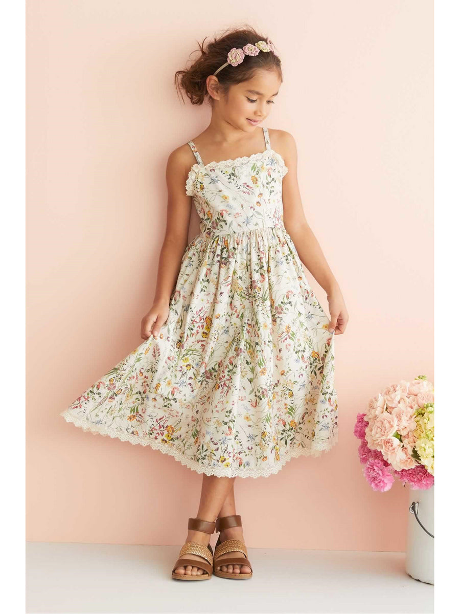 Girls Wildflower Dress