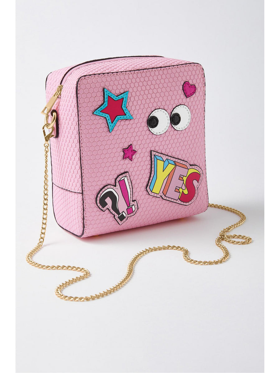 Girls YES Patch Bag