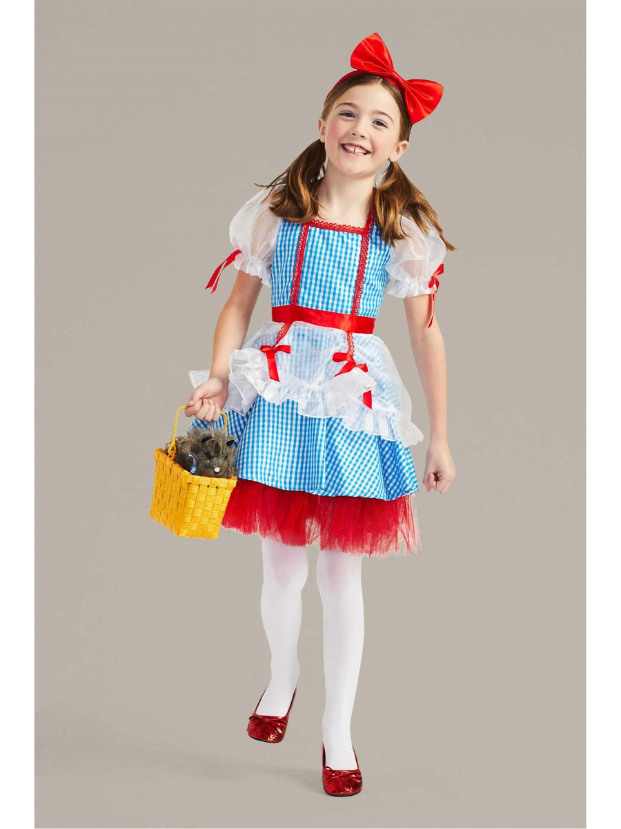 Glitter Dorothy Costume for Girls