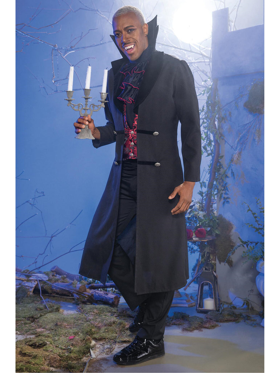 Gothic Vampire Costume for Adults