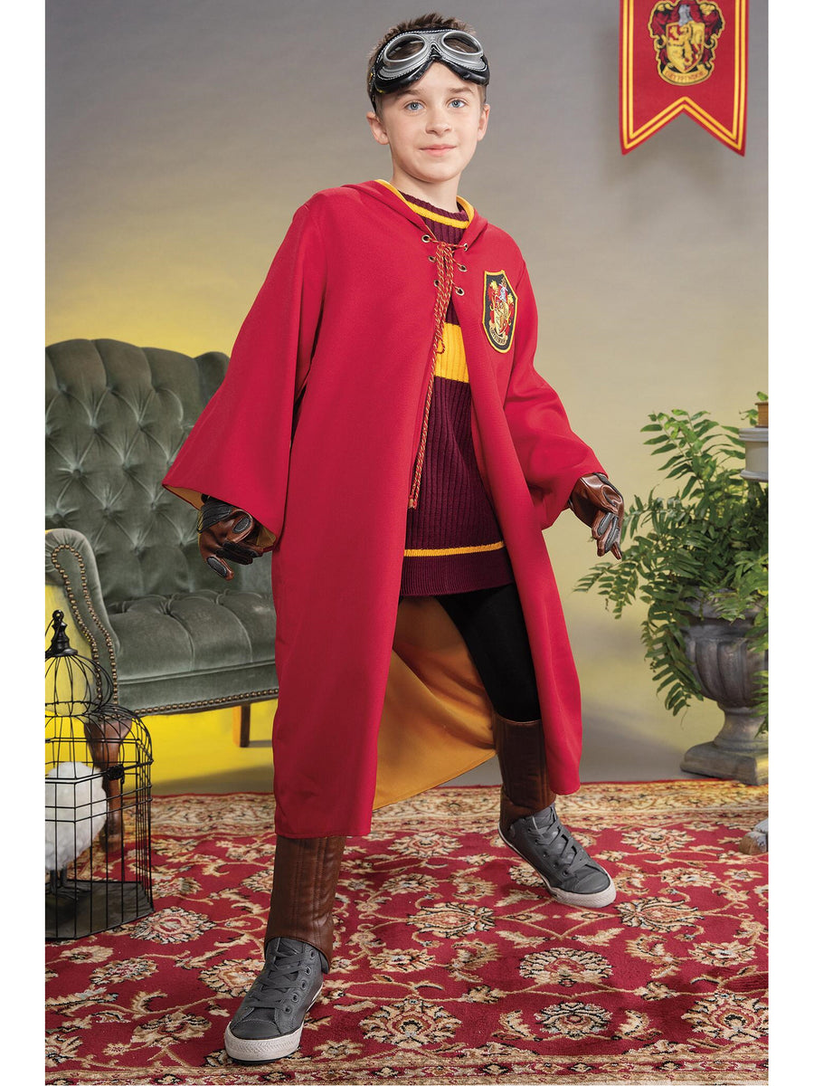 Gryffindor Quidditch Costume for Kids