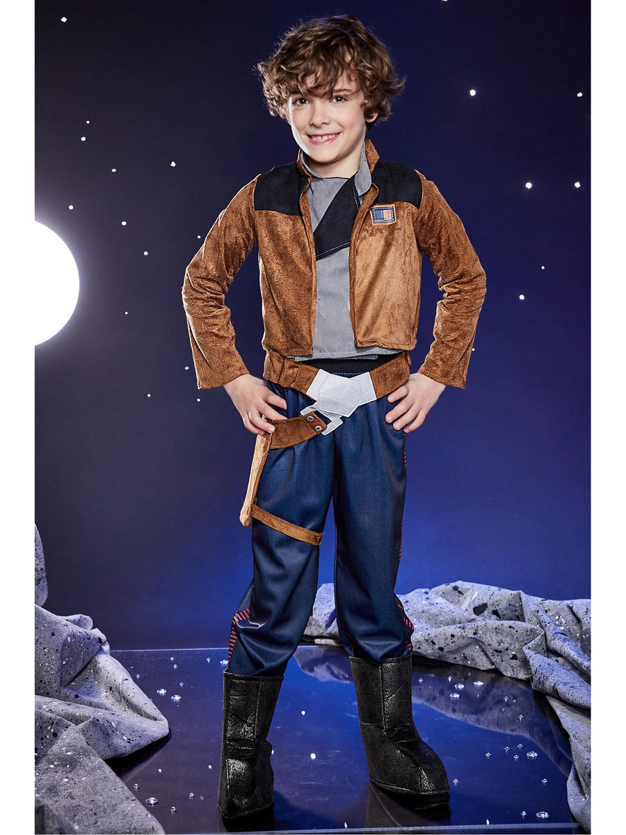 Han Solo Costume for Kids