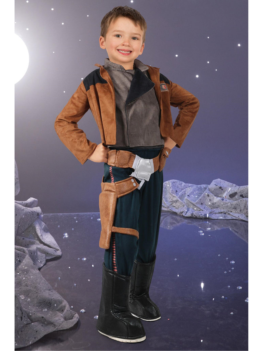 Han Solo Costume for Toddlers