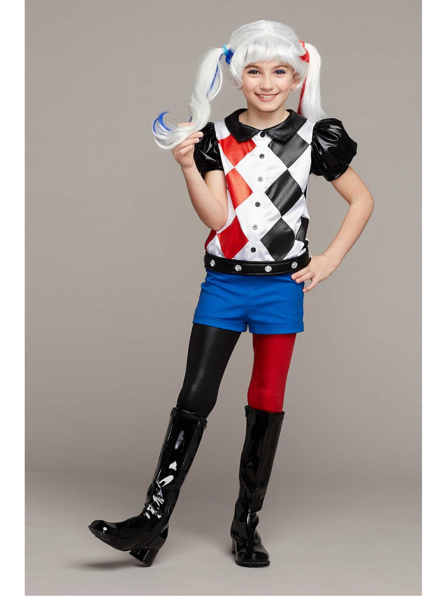 Harley Quinn Costume for Girls