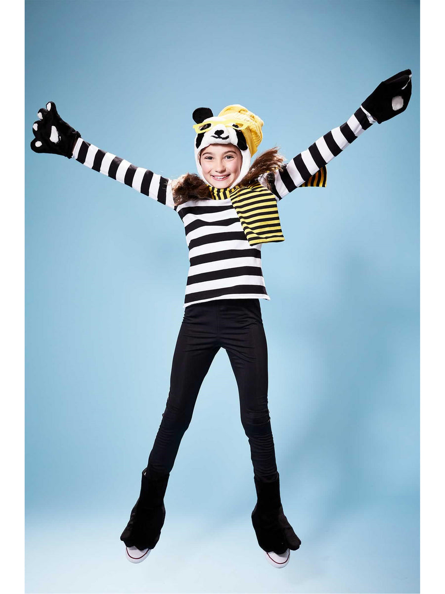 Hipster Panda Costume for Kids
