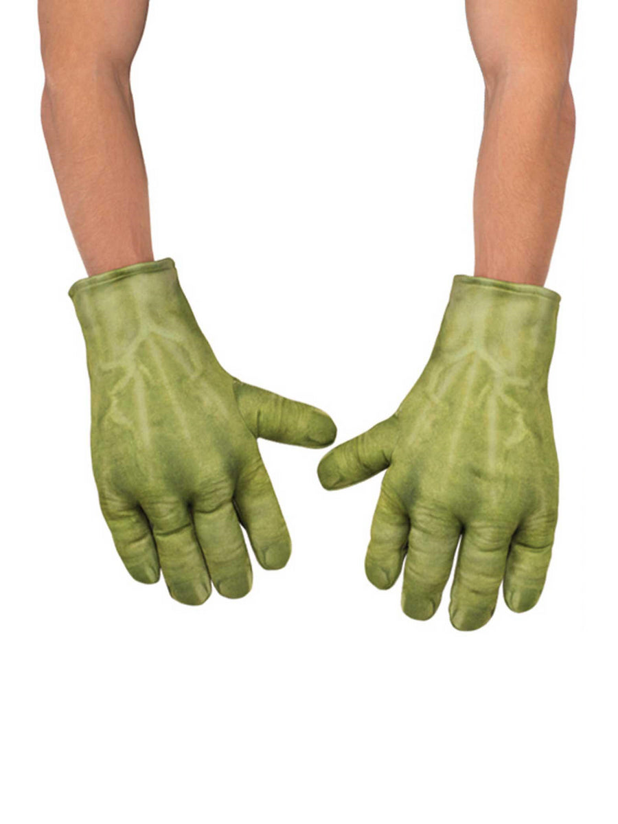 Hulk Gloves for Adults
