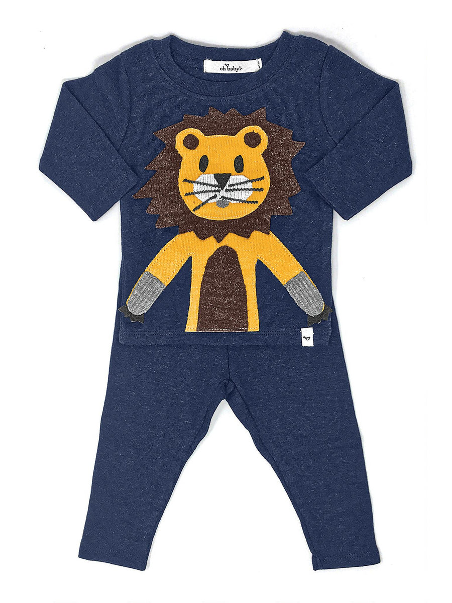 I'm a Lion 2-Pc Set for Baby