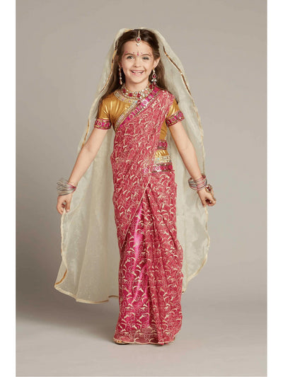 Indian Maharani Princess Costume for Girls