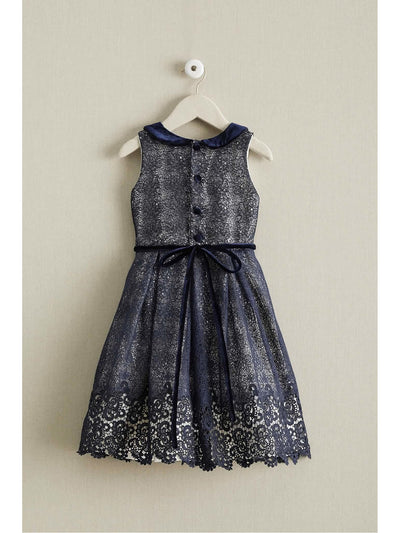 Isabel Garreton Girls Lacemaker Dress  nav alt1