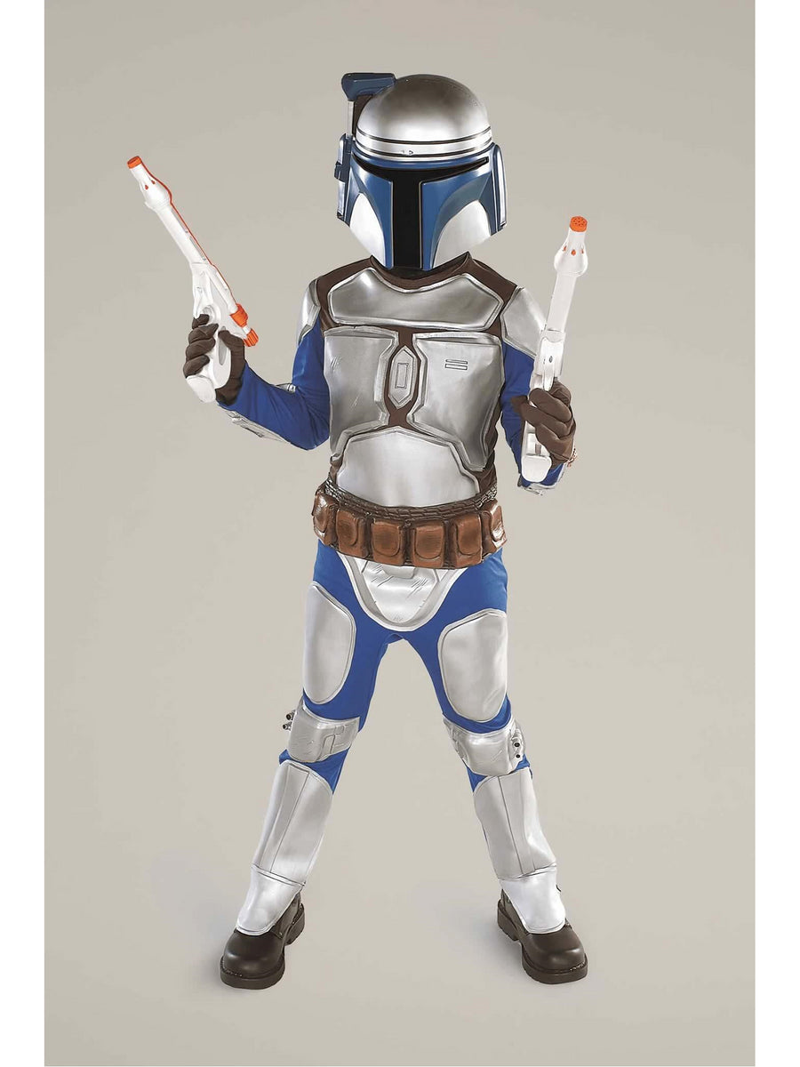 Jango Fett Costume for Kids - Star Wars