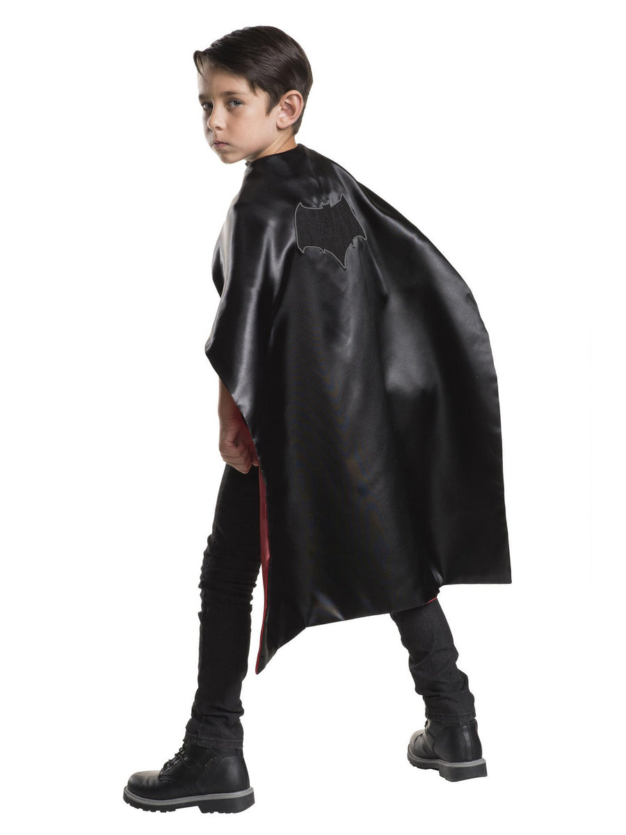 Kids 2-in-1 Reversible Superhero Cape