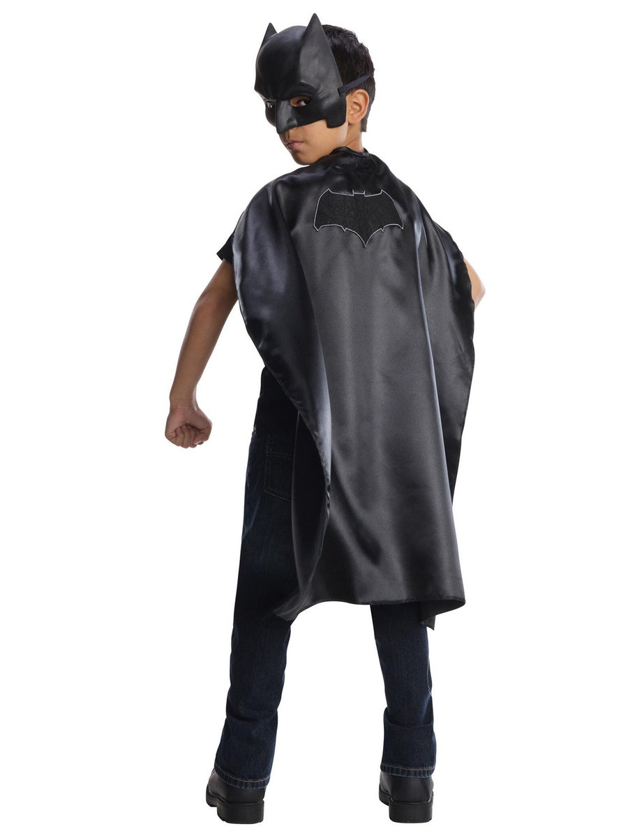 Kids Batman Cape & Mask Set