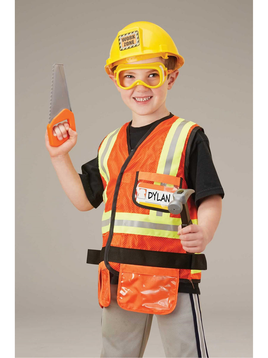 Kids Construction Role Play Set