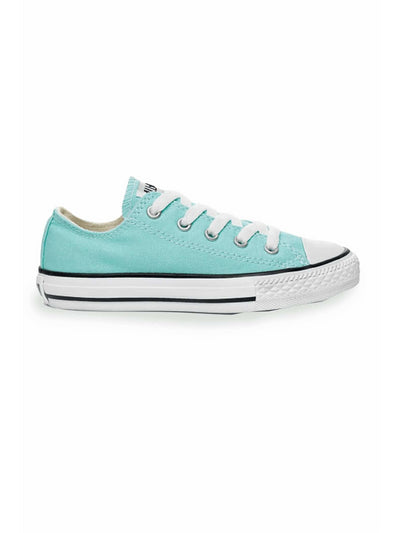 Kids Converse® Low-Top Chuck Taylors  aqu 1