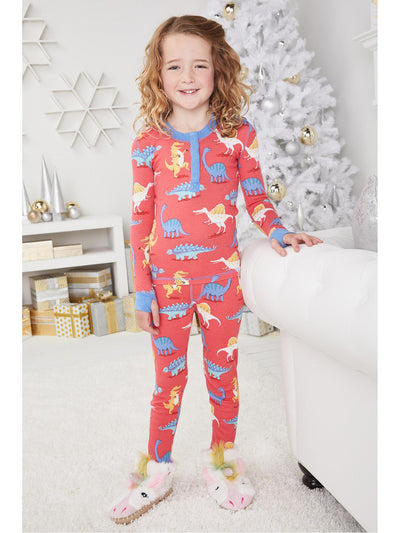 Kids Dino Party PJ's