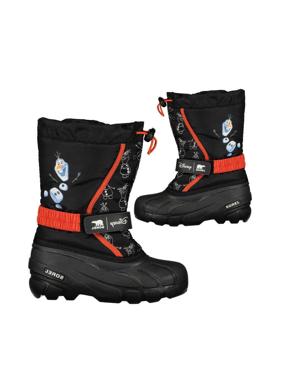 Kids Disney x SOREL Flurry™ Frozen 2 Olaf Boots