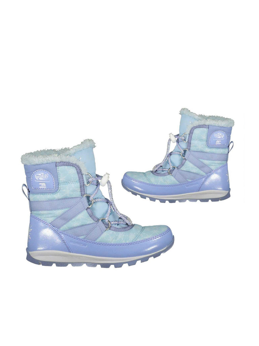 Kids Disney x SOREL Whitney™ Short Frozen 2 Elsa Boots