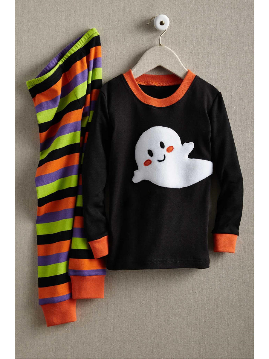 Kids Fleece Ghost Pj's