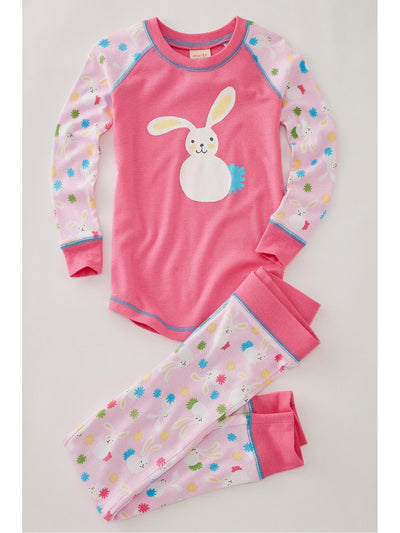 Kids Flop-Eared Bunny PJ's  pin 1