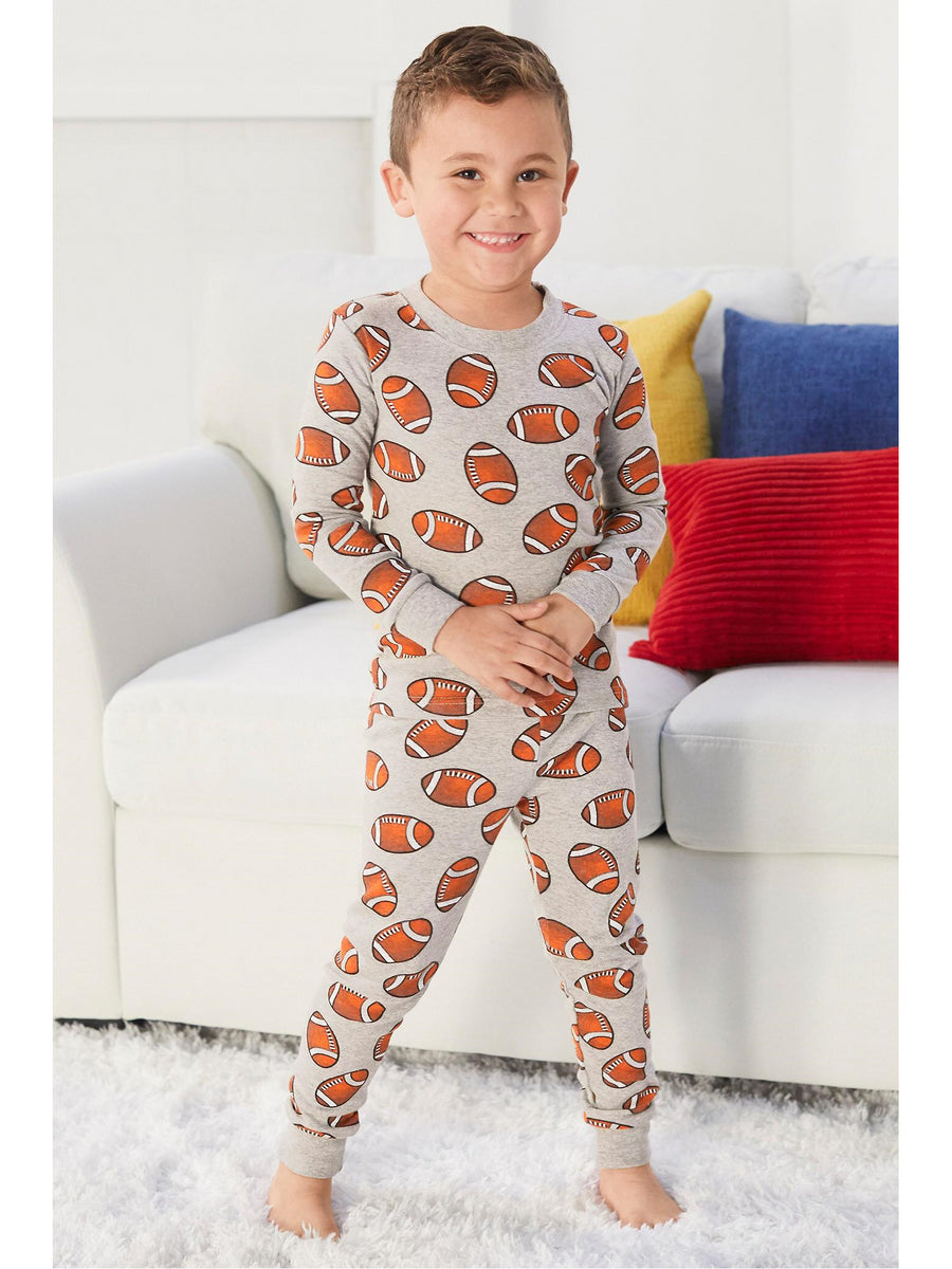 Kids Football Practice PJ's