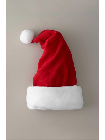 Kids Jolly Santa Hat  red 1
