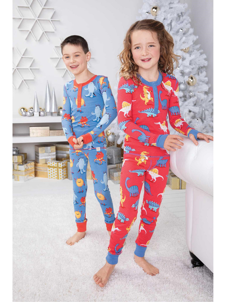 Kids Monster Mash PJ's