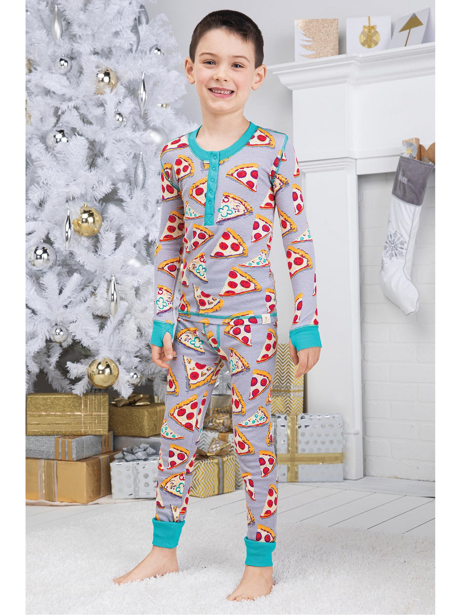 Kids Pizza Party PJ's