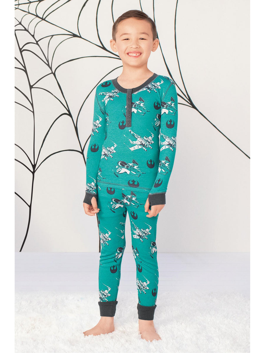 Kids Pretty Fly for a Jedi PJ's